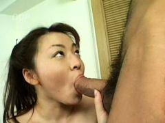 Crazy pornstar Reiko Yamaguchi in exotic asian, japanese porn scene