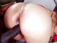 Flirty thai Dana Vespoli pussy ripped