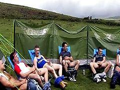 Camp Circle Jerk