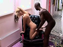 Hot tight doll goes black