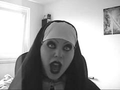 Sexy Evil Nun Lipsync