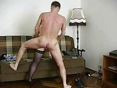 Young Guy Fucking Robust Milf