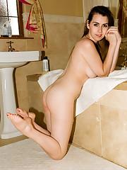 Naughty Mag - No Panties, No Problem - Frankie (60 Photos)