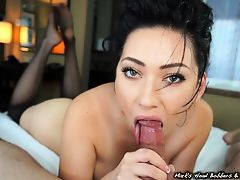 Aria's edging orgasm control